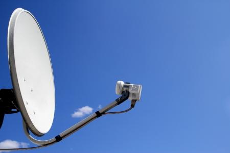 parabolic: The satellite aerial
