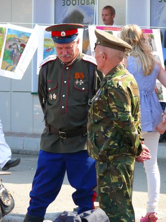 the cossacks: Minusinsk cosacos