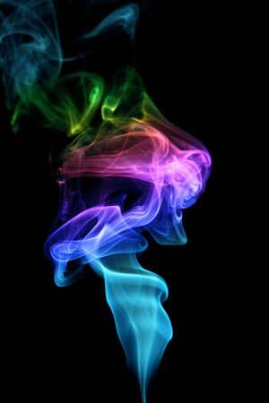 Rainbow Smoke
