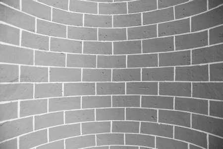 Brick wall (soft focus) Stock Photo