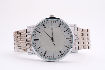 luxe: womens watches on a white background