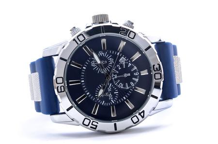 Herren Armbanduhren Standard-Bild - 46329630