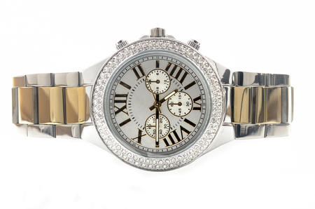 woman with clock: Mens Wrist Watches
