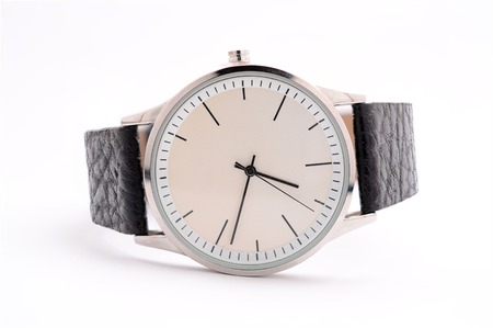 men's watches on a white background