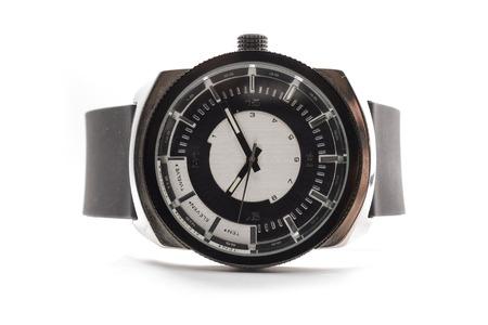 wristwatch: wristwatch isolated on white Stock Photo