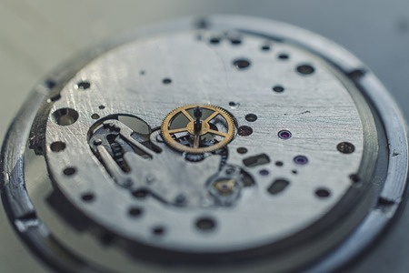 disassembled: disassembled mechanical watches