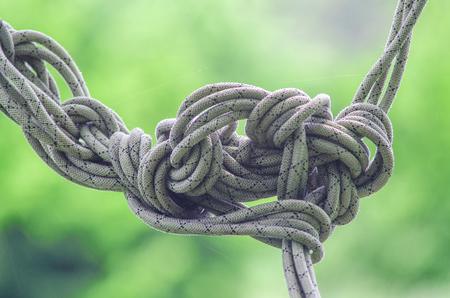 mess: Big Knot, mess of ropes