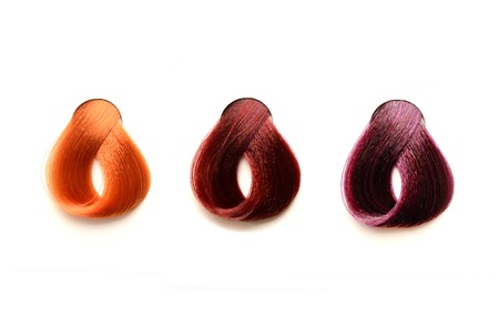samples: Hair samples isolated