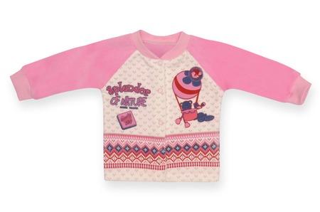 sweatshirt: sudadera de los niños aislados en blanco