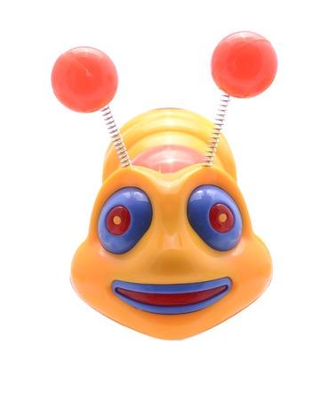 face toy caterpillar