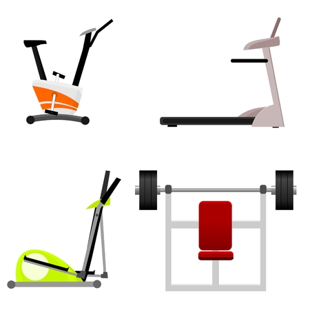 crossbar: Collection of trainers icons