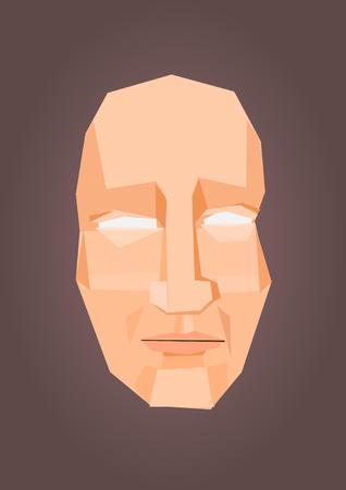 Polygonal face