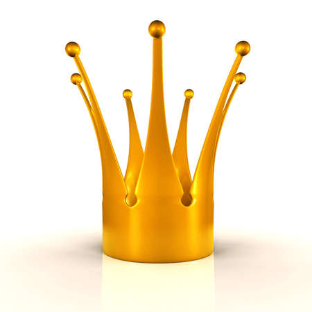 Golden crown photo