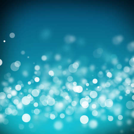 beam of light: Blue background Stock Photo