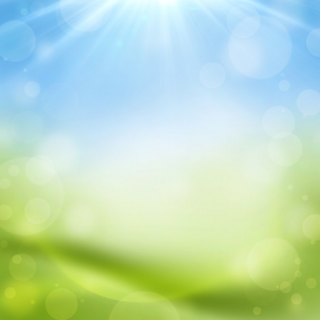 good weather: Fresh abstract background