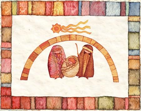 illustration for Christmas  illustration