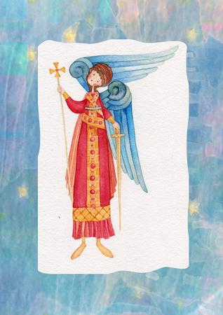 ange gardien: Illustration de Guardian Angel