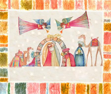 guardian angel: Illustration of Guardian Angel