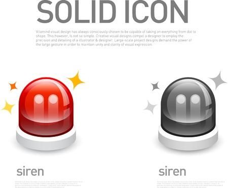 Sirene Symbol