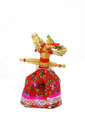 slavic: Slavic holiday carnival handmade dolls