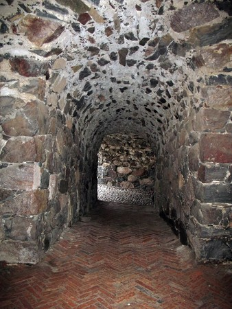 entrance to the castle Sveaborg Finland photo