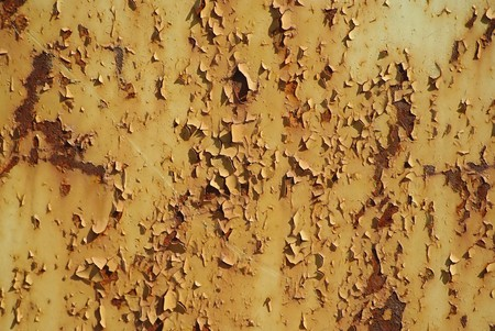 aas: Rusty iron surface. May be used aas background or texture.