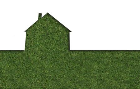 echo: echo house metaphor made in 3d software