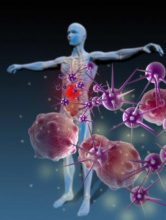 bacterias: Protegidas bacterias y virus repelentes individuales debidamente agrupados con alta resoluci�n Foto de archivo
