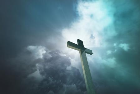 木製の十字架