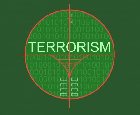 cyberwarfare: Web terrorism target made in 3d software