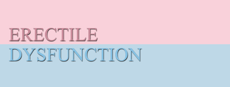 Concept Image of Erectile Dysfunction