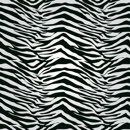 Vector seamless pattern. Design animal print pattern texture skins zebra. Can be used for design pattern fabric, wallpaper, wrapping paper. Vector