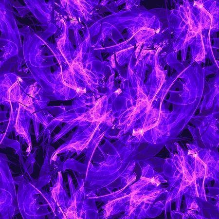 hellfire: Vector image seamless pattern with flames of fire. Images of fire, fire. Fire show. Image of hellfire Stock Photo
