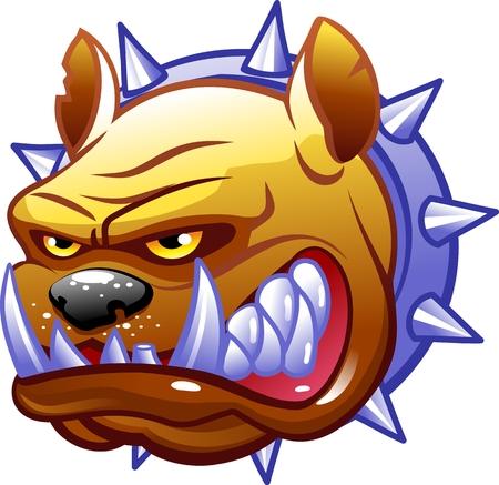 Mad Dog head