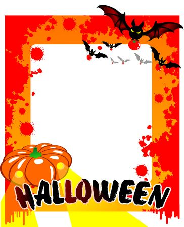 paintings: Happy Halloween poster
