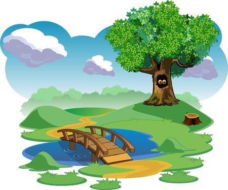 nature landscape Standard-Bild - 102218878