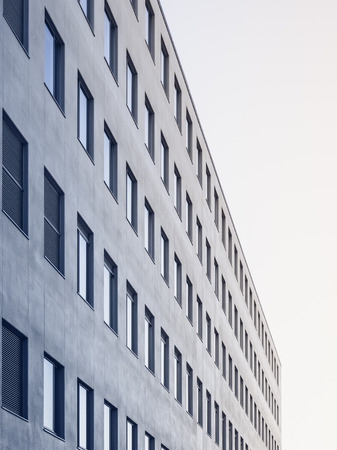Modern Architecture Details Window frame Pattern Building perspective
