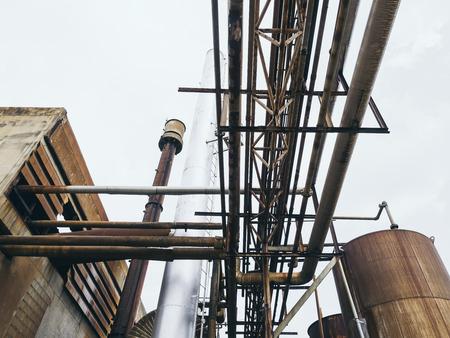 ingenieria industrial: Negocios tubería de gas de Ingeniería Industrial Manufactura
