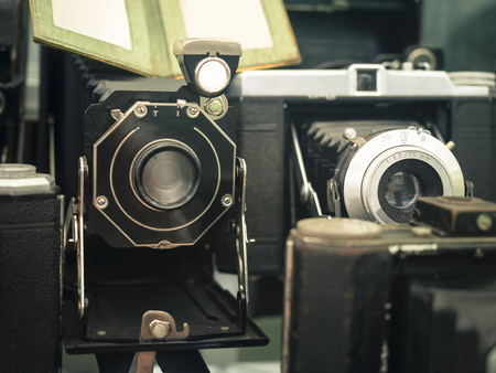 collectable: Old Camera Vintage Collectable object