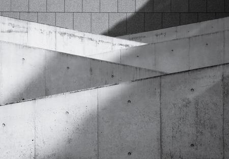 Modern Architecture Details Structure Concrete wall