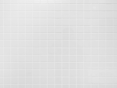 White tile wall Background Bathroom floor texture Reklamní fotografie
