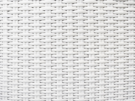 Weave Texture Wicker White background