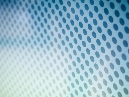 Dot pattern water reflection abstract background Reklamní fotografie