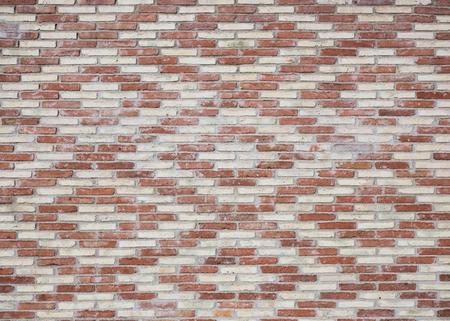 Brick block wall geometric pattern design Art texture background