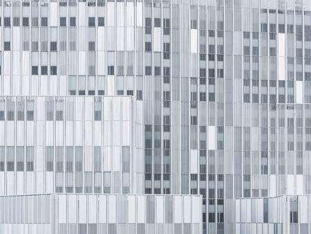 Steel pattern Modern building Facade Architecture details background