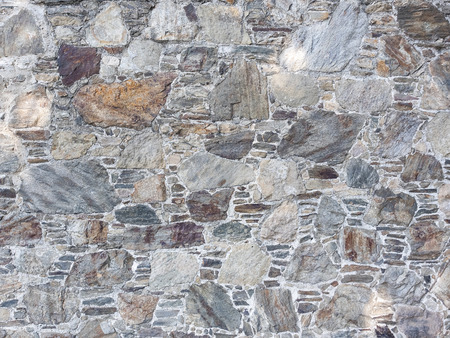 Stone wall decoration rock texture surface Architecture details