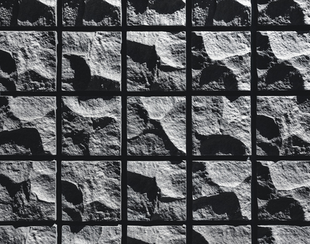 Stone tile  wall grunge texture Abstract background
