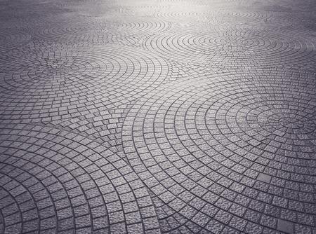 Floor tile pattern Pavement texture Background