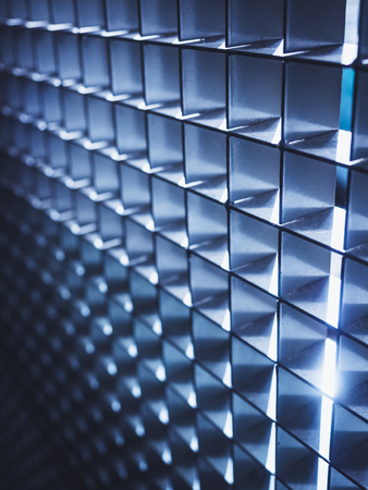 Steel panel  Architecture detail Industrial Structure Abstract background