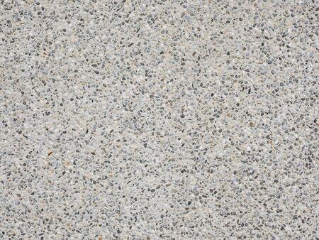 Mur de gravier de ciment surface d'arrière-plan texturé Détails de l'architecture